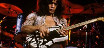 Eddie Van Halen Black & White Guitar Signature Models Announced – '78 Eruption, Relic, SUPER '78