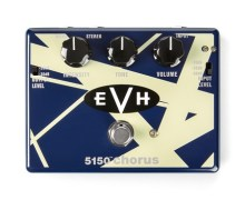 Eddie Van Halen:  MXR EVH 5150 Chorus Guitar Pedal – Summer NAMM 2018 – VIDEO