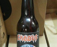 Exodus Beer: 'Bonded By Beer' – Bonded by Blood