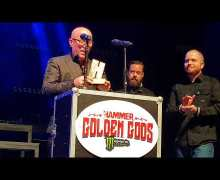 Tool's Maynard James Keenan: New Music in 2019 @ Golden Gods – Icon Award – VIDEO – New Album