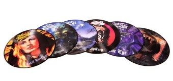 King Diamond Picture Disc Bundle 22% OFF Today ONLY