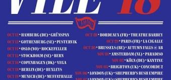 Kurt Vile 2018 Tour w/ Mary Lattimore and Meg Baird Announced – Dates / Tickets