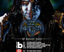 Lizzy Borden 'My Midnight Things' Chart Positions Revealed 2018 – Billboard