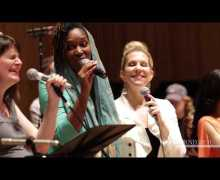 The Portland Lullaby Project @ Carnegie Hall – Anna Tivel, Monica Hayes, Naomi Laviolette – VIDEO