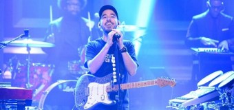 Linkin Park's Mike Shinoda on Jimmy Fallon – The Tonight Show 2018