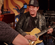Neal Schon on Rock & Roll Road Trip w/ Sammy Hagar – VIDEO – Journey, Santana, HSAS, Bad English