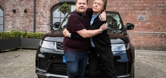 Paul McCartney on Carpool Karaoke – James Corden – The Late Late Show 2018