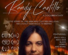 Randy Castillo Documentary – The Life, Blood and Rhythm – Lita Ford, Ozzy, Motley Crue
