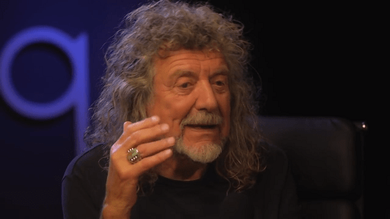 "Robert Plant Interview: ""If I did the same thing all the time I'd be in a band doing really well"" - VIDEO"