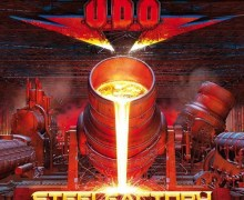 "U.D.O. ""Rising High"" New Song Premiere – 2018 New Album Announced 'Steelfactory' – Udo Dirkschneider"