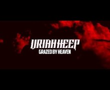 "Uriah Heep ""Grazed By Heaven"" New Song/Album 2018 – 'Living the Dream'"