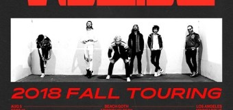The Voidz 2018 Fall Tour Dates Announced – US/Europe/UK – Tickets – Julian Casablancas of The Strokes