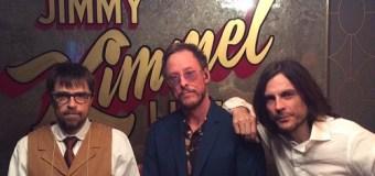 "Weezer on Jimmy Kimmel Live 2018 – ""Africa"""