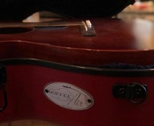 "Kenneth Pattengale, ""Just got my newest ""Air"" from Hoffee Cases"" – Milk Carton Kids – Guitar Cases"