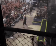 """VIDEO: Anthrax Opens w/ Pantera's """"Cowboys from Hell"""" @ Jones Beach Theater NY 2018 + Slayer/Testament"""