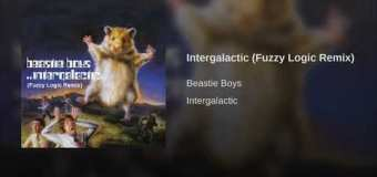 "Beastie Boys ""Intergalactic"" Fuzzy Logic Remix Finally on Spotify/Apple Music"