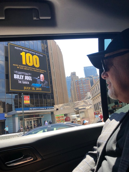 Billy Joel To Play 100th Show at Madison Square Garden - Photos/Videos