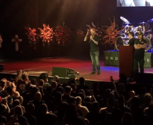 "Chris Adler, ""It was an honor to be able to present a tribute to Vinnie Paul"" – VIDEO – Lamb of God – Pantera – Memorial"