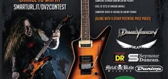 Dimebag Darrell Contest – Chance to Win Dean Guitar, Wah, Pickups, Strings, CD/DVDs – Pantera