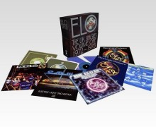 Electric Light Orchestra Box Set – UK Singles Volume One 1972-1978 – ELO – Vinyl/45 RPM – 2018