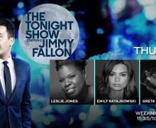 Greta Van Fleet on Jimmy Fallon – The Tonight Show 2018