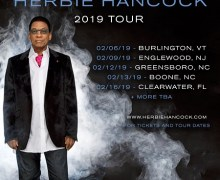 Herbie Hancock 2019 Tour Dates Announced – MasterClass