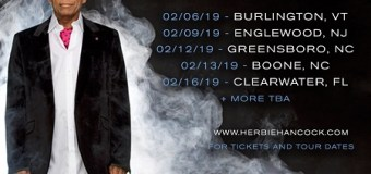 Herbie Hancock 2019 Tour Dates Announced – MasterClass