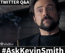 Kevin Smith Twitter Q&A – Rivit TV Show Hollyweed #AskKevinSmith