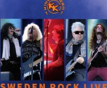 King Kobra Release 'Sweden Rock Live' Album – 2018 – w/ Carmine Appice, Paul Shortino, Johnny Rod