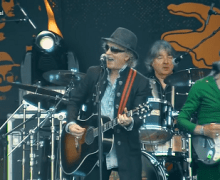 Watch Mott the Hopple @ 2018 Azkena Rock Festival – Spain