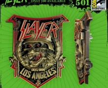 Slayer: Limited Edition Enamel Pins @ 2018 San Diego Comic-Con