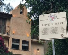 "City of Los Angeles Honors The Doors w/ ""Love Street"" Plaque/Marker – Shazam"