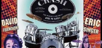 KISS Drummer Eric Singer w/ David Frangioni @ Mr Musichead Gallery – FREE EVENT – Book: Crash