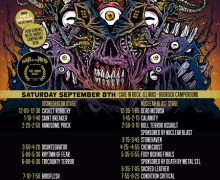 Full Terror Assault Open Air 2018 Set Times Announced – Tickets – Nuclear Blast