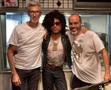 """Lenny Kravitz +NPR's What's Good+""""Aretha Franklin records are really big on my list as an influence. Huge."""""""
