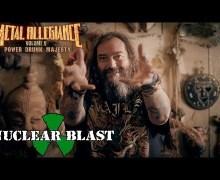 "Max Cavalera Talks Metal Allegiance Album & Song ""Voodoo of the Godsend"" – VIDEO"