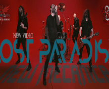"""New Mecanica """"Lost Paradise"""" Official Video Premiere – New Abum/Song 2018"""