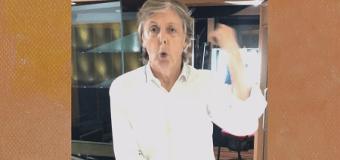 Paul McCartney Talks Beatles, Liverpool & Oddest Item Recorded in the Studio + New Album 2018 – Egypt Station