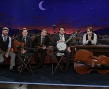 "Punch Brothers on Conan 2018 – ""It's All Part Of The Plan"" – VIDEO"