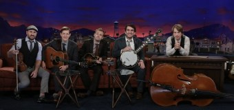 """Punch Brothers on Conan 2018 – """"It's All Part Of The Plan"""" – VIDEO"""