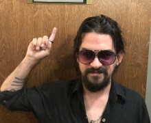 "Shooter Jennings on Conan 2018 – ""Bound Ta Git Down"" New Album/Song"