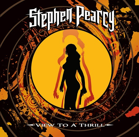 """Stephen Pearcy """"I'm a Ratt"""" New Song Premiere 2018<Solo Album 'View to a Thrill'"""