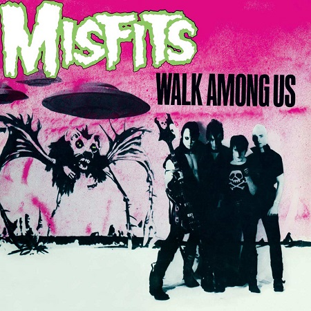 Misfits 'Walk Among Us' To Get Reissue - Remastered - CD/Vinyl/LP - 2018