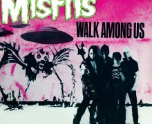 Misfits 'Walk Among Us' To Get Reissue – Remastered – CD/Vinyl/LP – 2018