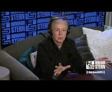 Paul McCartney on Howard Stern 2018 – LISTEN – WATCH – VIDEO – New Album