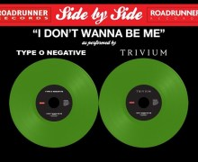 "Type O Negative/Trivium ""I Don't Wanna Be Me"" Split Vinyl Announced – Record Store Day 2018"