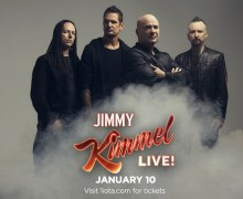 Disturbed on Jimmy Kimmel Live 2019 – VIDEO – Watch It