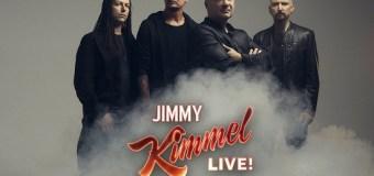 Disturbed on Jimmy Kimmel Live 2019 – VIDEO – Watch It