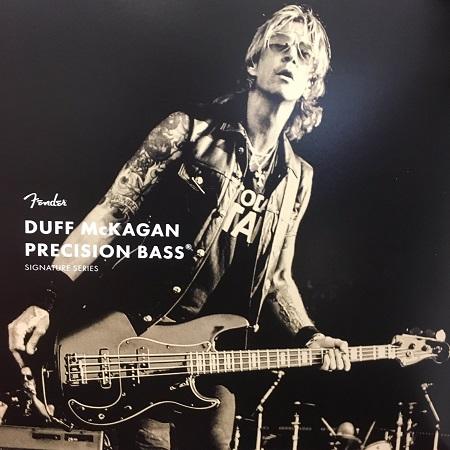 NAMM 2019: Duff McKagan of Guns N' Roses Talks New Fender ...