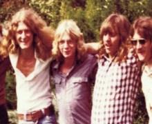 Original Helix Guitarist Ron Watson Dies @ 62